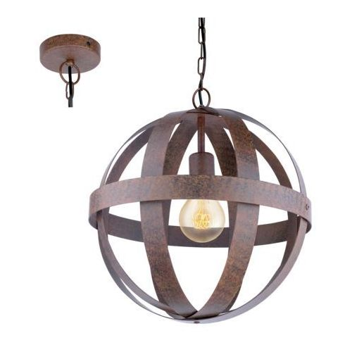 Eglo Lampa wisząca 1x60w e27 westbury 49482