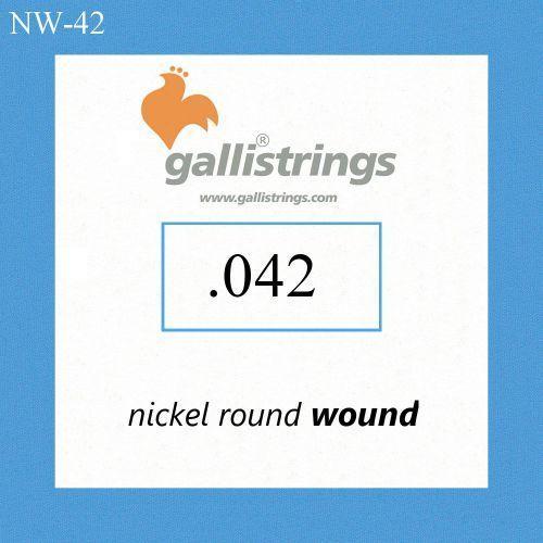 nw042 - pojedyncza struna do gitary elektrycznej marki Galli