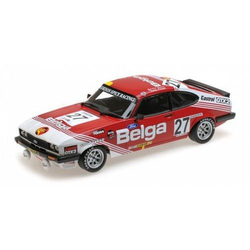Ford Capri 3,0 Belga Castrol Team #27 Spice/Pilette Winners 24h Spa 1978