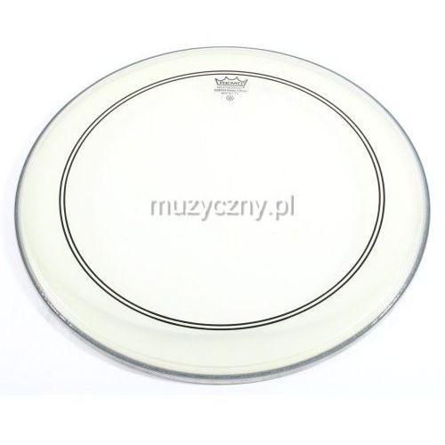 p3-1324-c2 powerstroke 3 24″ przeźroczysty, naciąg perkusyjny marki Remo