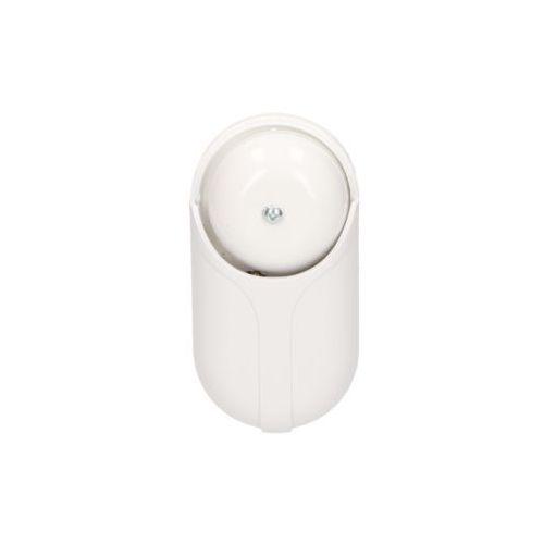 Dzwonek standard bis (czaszowy) 230v elektromechaniczny, regulacja głośności, biały marki Orno
