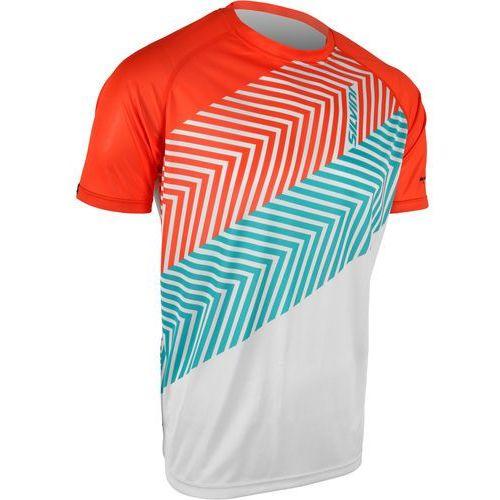 Silvini koszulka rowerowa seveso mt610 white-orange m (8596016029330)