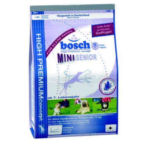 Bosch Mini Senior 2,5kg - produkt z kategorii- Karmy dla psów