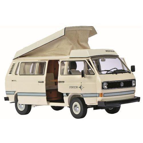 Volkswagen T3 Joker Campingbus with Folding Roof (cream white) - DARMOWA DOSTAWA! - sprawdź w wybranym sklepie