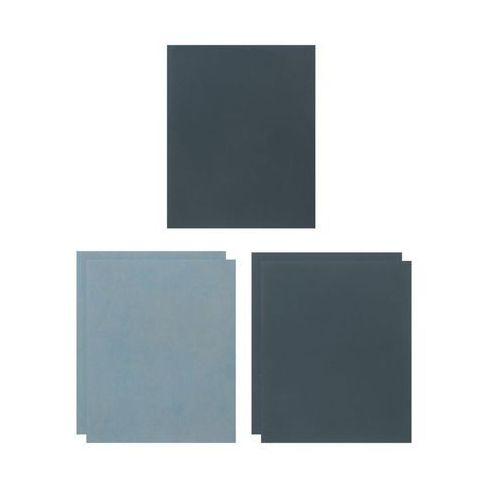 Papier ścierny WODNY P1000 P2000 P5000 230 x 280 mm DEXTER (3276006179065)