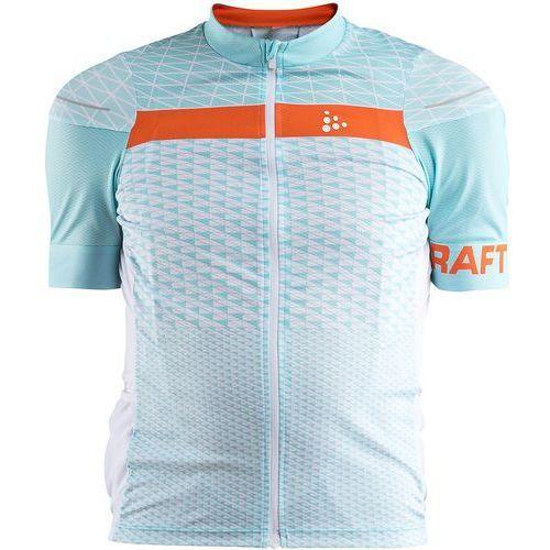 Craft koszulka kolarska męska Route, jasnoniebieski XL