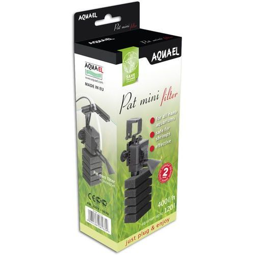 Aquael filtr pat-mini- rób zakupy i zbieraj punkty payback - darmowa wysyłka od 99 zł (5905546061339)