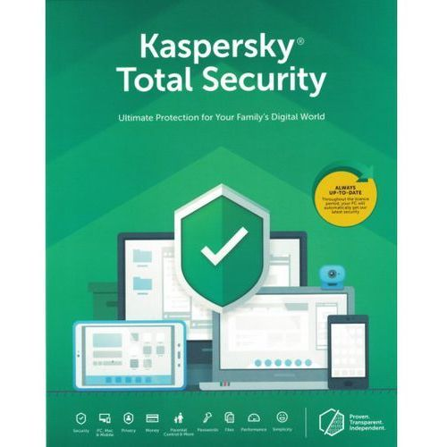 total security md 2019 5pc/2 lata ang marki Kaspersky
