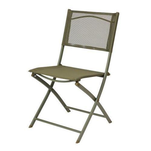 Goodhome Krzesło saba zielone (5059340137025)