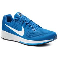 Buty NIKE - Zoom Structure 21 904695 403 Blue Nebula/White/Gym Blue, w 3 rozmiarach