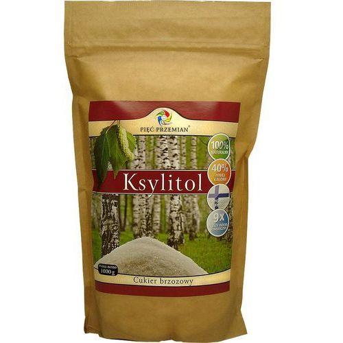 Ksylitol (cukier brzozowy) 1 kg - 1 kg - produkt z kategorii- Cukier i słodziki