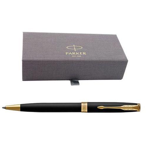 sonnet gt długopis czarny mat w eleganckim etui marki Parker