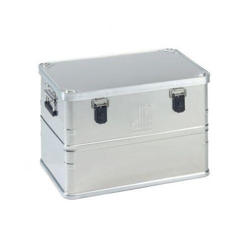 Aluminiowa skrzynka transportowa, 70 L, 595x390x380 mm