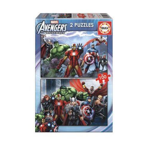 2x100 Elementów, Avengers z kategorii Gry planszowe