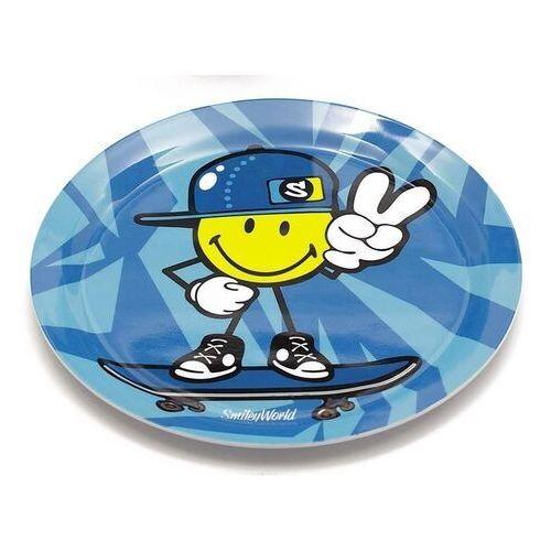 Zak!designs Zak! designs - talerzyk dla chłopczyka smiley kid