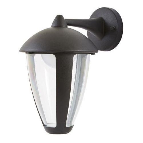 Kinkiet ogrodowy LED Blooma Fredericton 1 4000 K czarny (3663602894759)