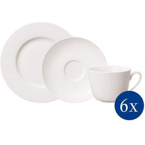 twist alea 18el - serwis kawowy, porcelana premium marki Villeroy&boch