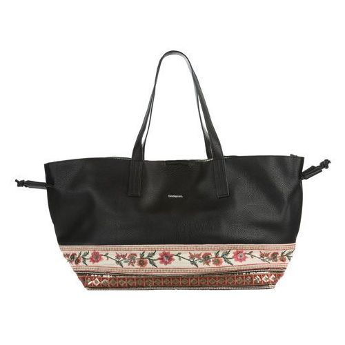 Desigual Boston Olimpic Handbag Czarny UNI, kolor czarny