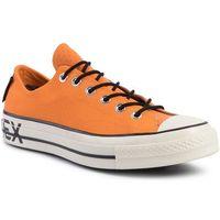 Trampki - chuck 70 ox gore-tex 163228c orange rind/black/egret, Converse, 41-45