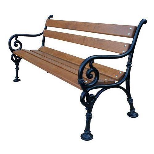 Ławka żeliwna wiedeńska parkowa 150 marki Fiemar