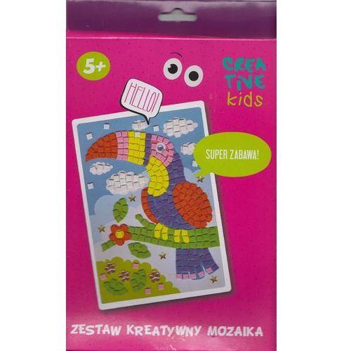 Zestaw kreatywny Creative Kids - Mozaika 0033/0169 - Incood OD 24,99zł DARMOWA DOSTAWA KIOSK RUCHU (5908293556028)
