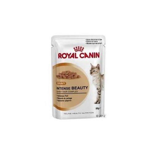 ROYAL CANIN Intense Beauty - saszetka 12x85g. Najniższe ceny, najlepsze promocje w sklepach, opinie.