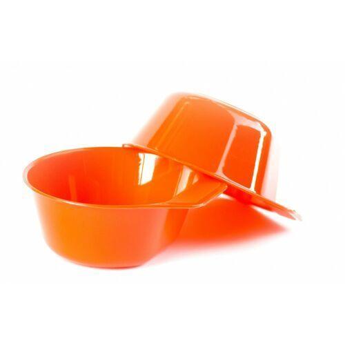 Miseczka turystyczna Rockland 350 ml - 2 szt - pomarańczowa - Pomarańczowy (5906395349067)