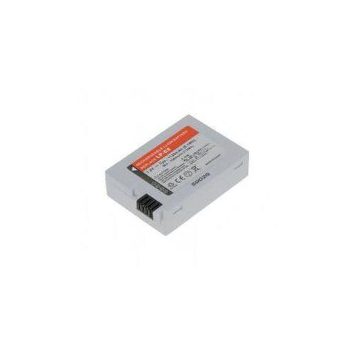 Baterie do kamer wideo / fotoaparatów dla canon lp-e8 li-ion 7,2v 1120mah (dica-lpe8-356) marki Avacom