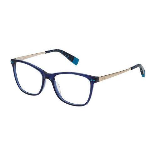 Okulary korekcyjne vfu084 0t31 marki Furla