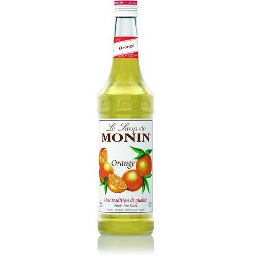 Syrop pomarańcza orange 700ml marki Monin
