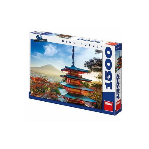 Neuveden Pagoda - puzzle 1500 dílků (8590878551596)