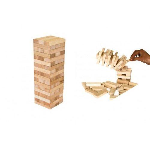 Albatros Klocki drewniane magiczna wieża naturalne 54