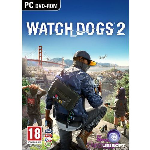 OKAZJA - Watch Dogs 2 (PC)
