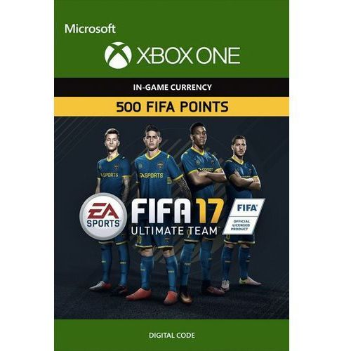 Kod aktywacyjny Gra XBOX ONE Fifa 17 - 500 punktów