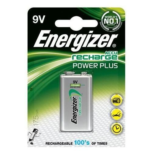 Akumulator power + e 9v 175mah marki Energizer