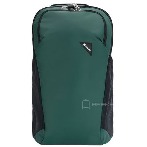 "vibe 20 plecak miejski na laptop 13"" / ciemnozielony - forest green marki Pacsafe"