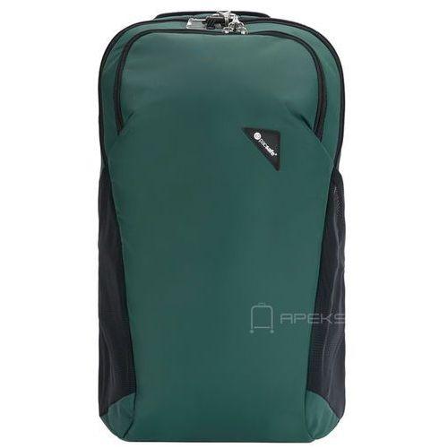 "vibe 20 plecak miejski na laptop 13"" / forest green - forest green marki Pacsafe"