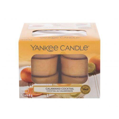 Yankee Candle Calamansi Cocktail świeczka zapachowa 117,6 g unisex (5038581091648)