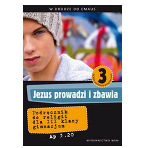 Katechizm GIM 3 Jezus prowadzi i zbawia - Jeśli zamówisz do 14:00, wyślemy tego samego dnia. Darmowa dostawa, już od 99,99 zł. (9788375057768). Najniższe ceny, najlepsze promocje w sklepach, opinie.