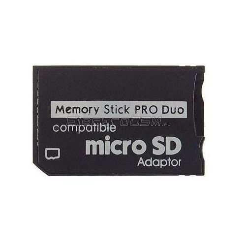 Sony Adapter micro sd na memory stick pro duo