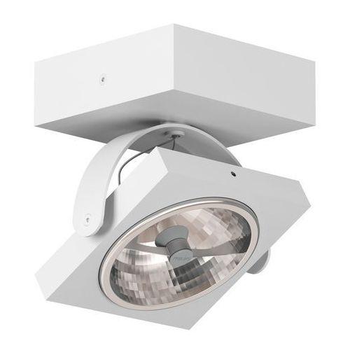 Reflektor natynkowy 1X100W G53 12V Biały mat DEDRA T026D3Sh117 CLEONI