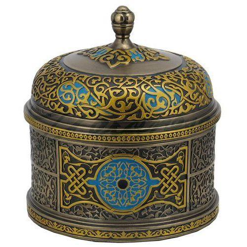 Arabska szkatułka niebieska (wu76339a4) marki Veronese