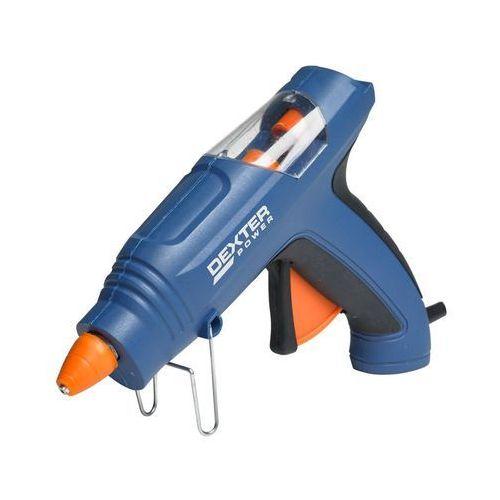Dexter power Pistolet do kleju przewodowy 200 w 11 mm 851307 (3276000386124)