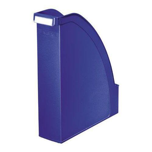Pojemnik na dokumenty plus a4/7cm 2476-35 niebieski marki Leitz