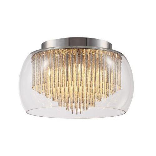 Plafon lampa oprawa sufitowa Rabalux Mona 5X40W G9 chrom 2916 (5998250329161)