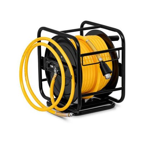 Wąż pneumatyczny - zwijacz - 30 m + 2 m marki Msw