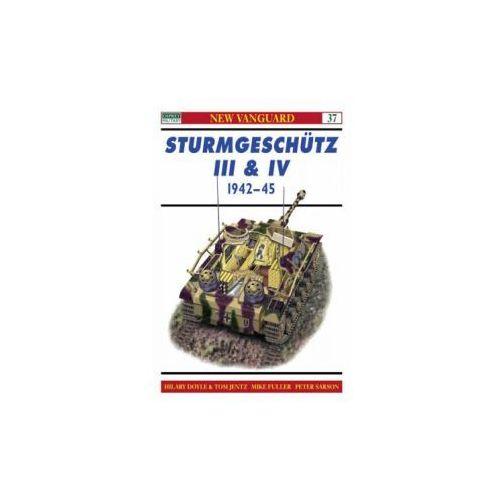Sturmgeschutz Ausf F, F/8, G, Sturmhaubitze and Sturmgeschut (9781841761824)
