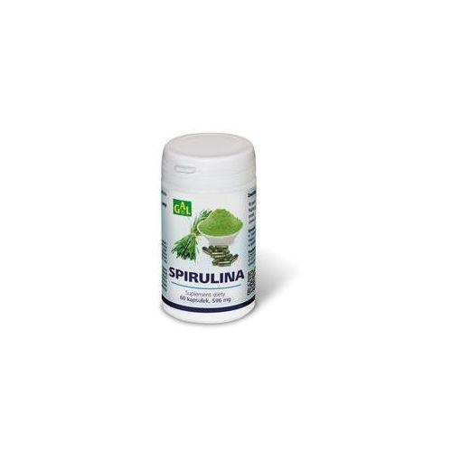 Kapsułki SPIRULINA 60 kapsułek, 596 mg