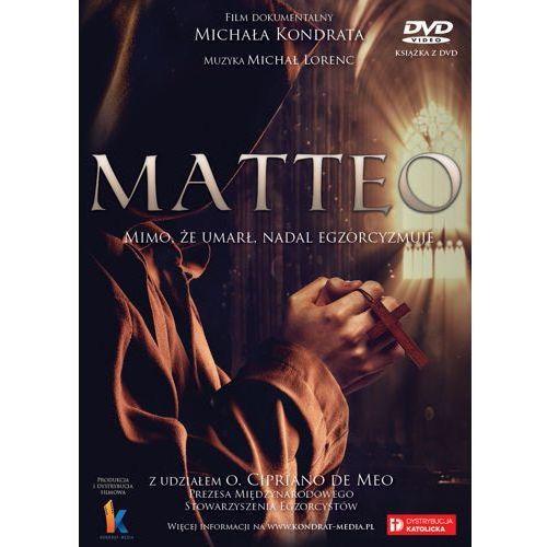 Kondrat michał Matteo - płyta dvd (9788393899227)