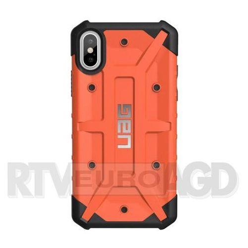 UAG Pathfinder Case iPhone X (pomarańczowy)